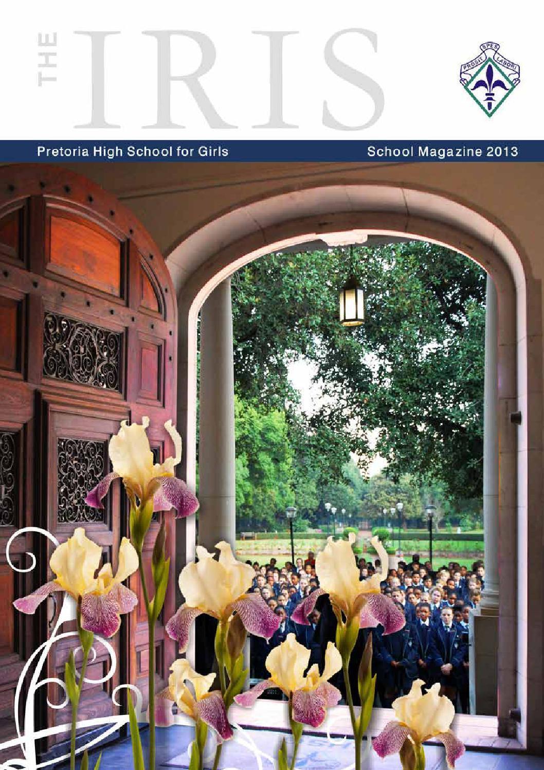 The IRIS 2013 by Pretoria High School for Girls - issuu