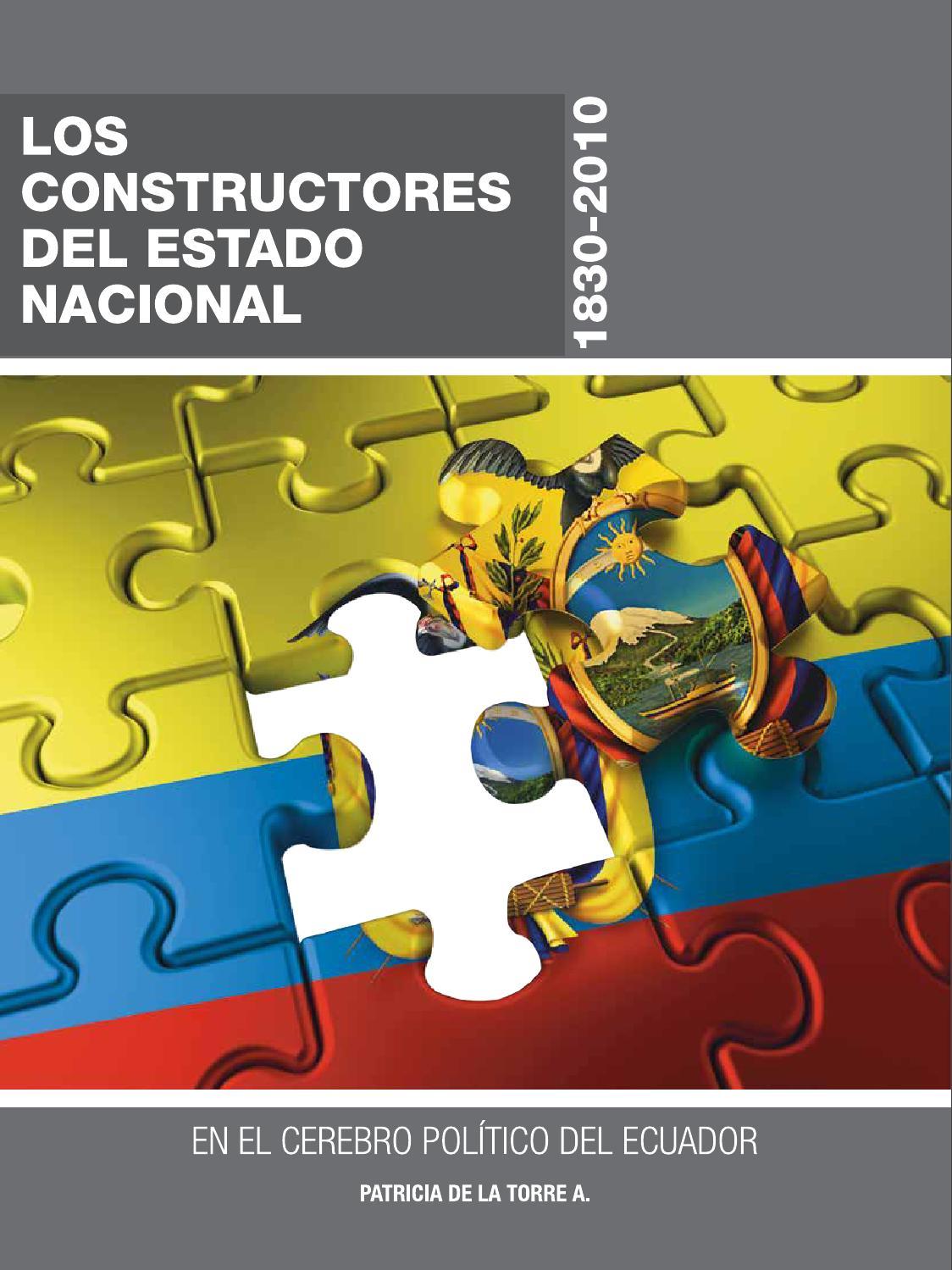 Los constructores del Estado Nacional by Senplades - issuu
