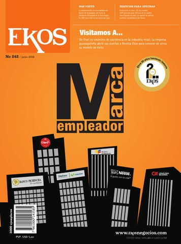 Revista Ekos - Marca Empleador by Ekos - issuu f62b378e6753d