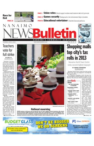 Bathmaster Nanaimo nanaimo news bulletin, june 25, 2015black press - issuu