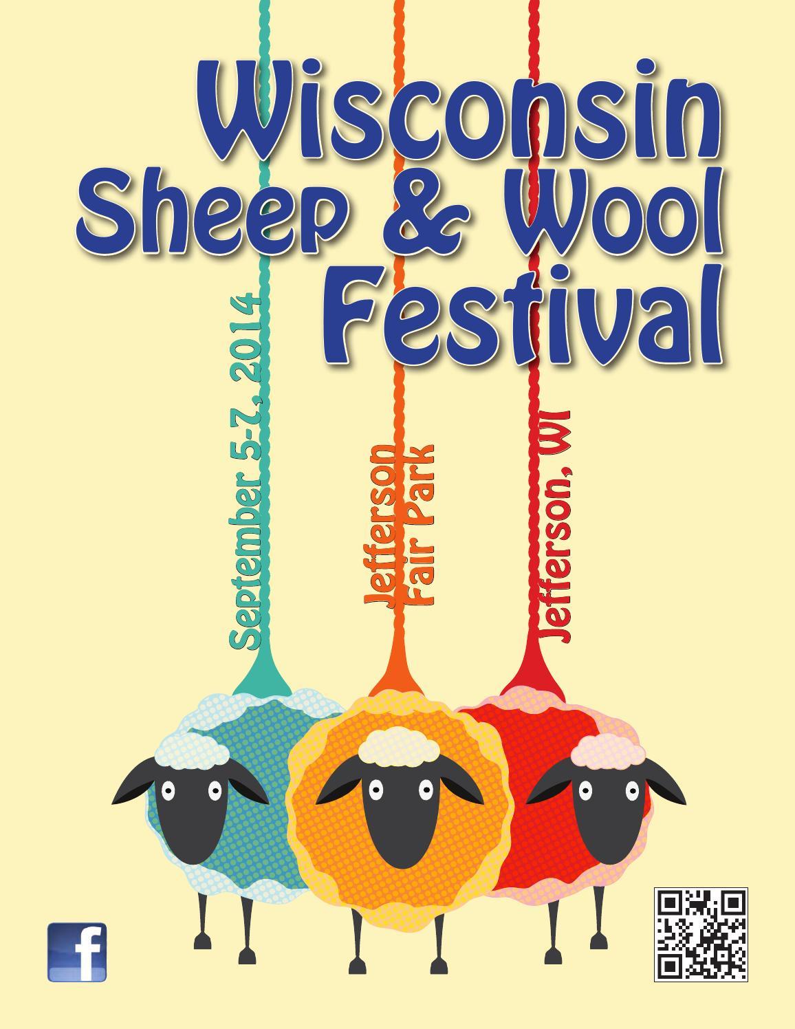 Wi Sheep And Wool Festival 2014 Catalog By Edje Issuu