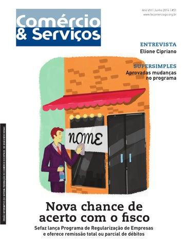 2790840b5 Revista completa by Fecomércio GO - issuu