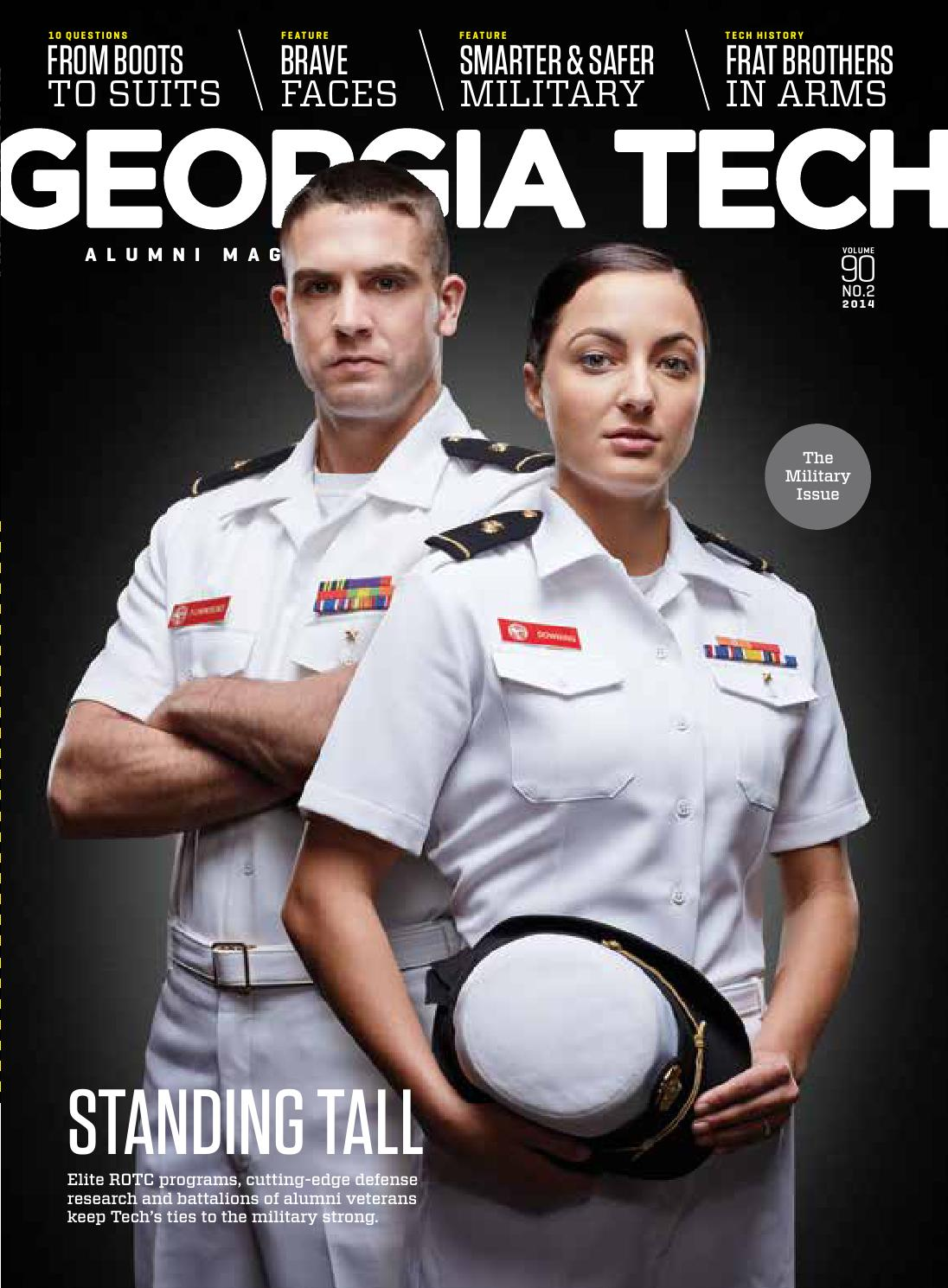 new product 1f5eb c6d1e Georgia Tech Alumni Magazine Vol. 90, No. 2 2014 by Georgia Tech Alumni  Association - issuu