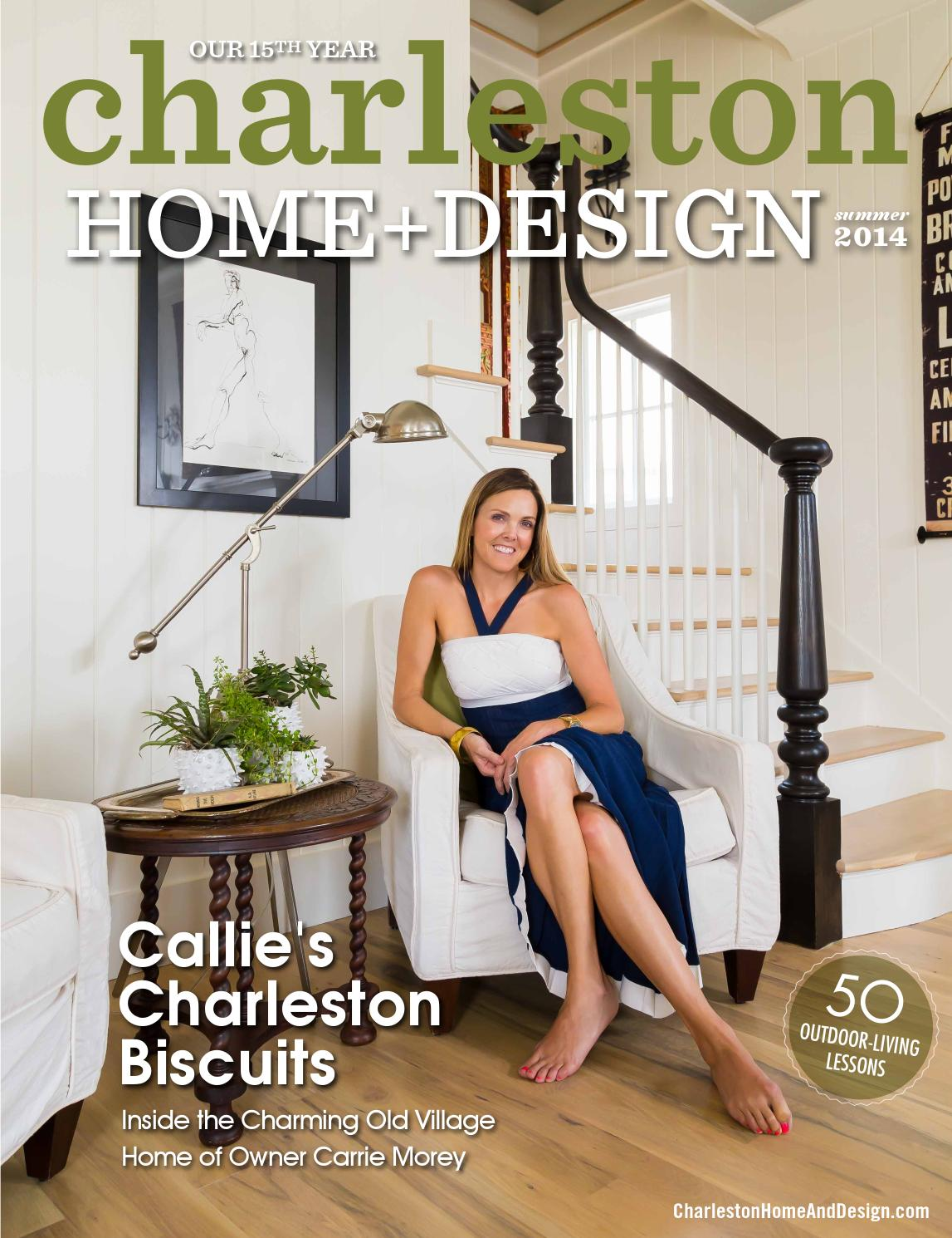 Charleston Home Design Magazine Summer 2014