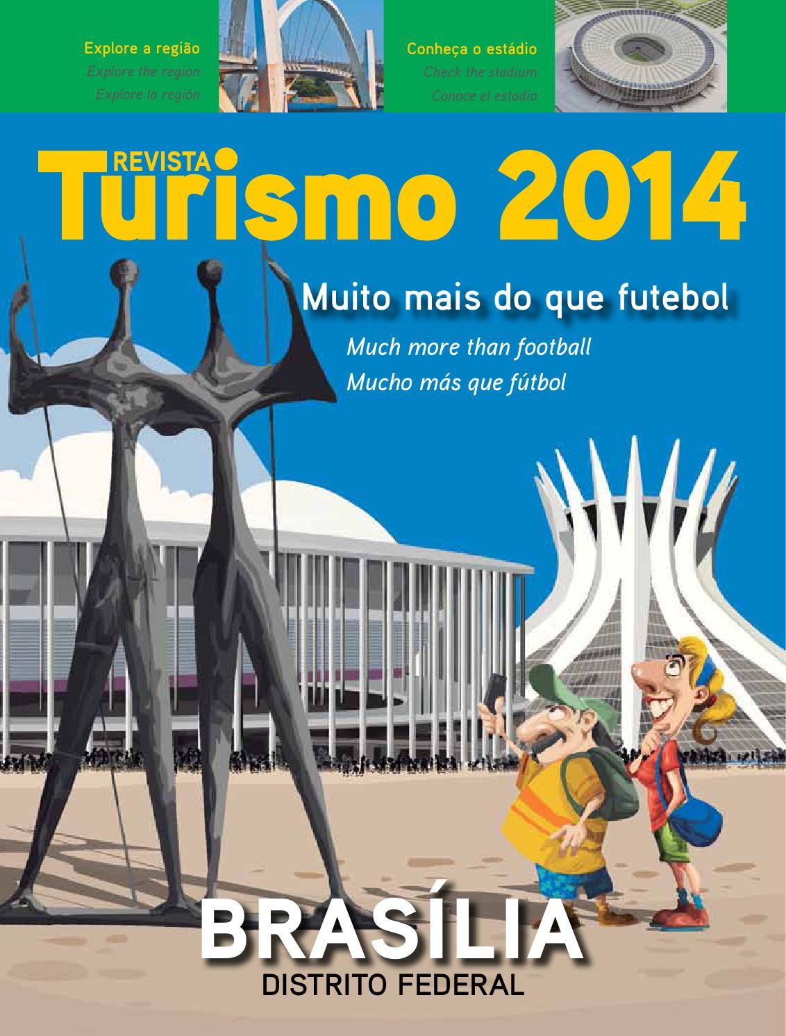 Revista Turismo 2014 Brasilia by RIC EDITORA - issuu 1dd7ae54bdb
