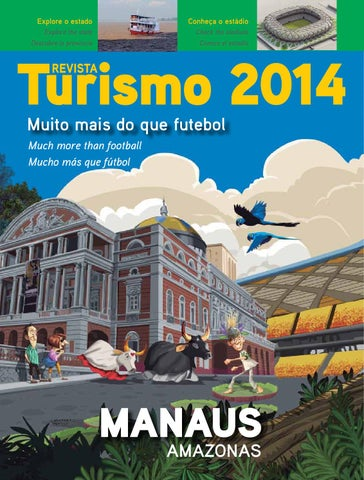 Revista tturismo 2014 manaus by ric editora issuu page 1 fandeluxe Images
