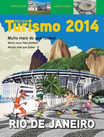7c7b3c22a Revista turismo 2014 Rio de Janeiro by RIC EDITORA - issuu