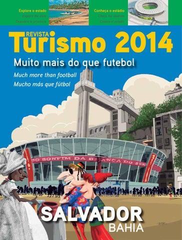 Revista Turismo 2014 Salvador by RIC EDITORA - issuu 5acb899e31f
