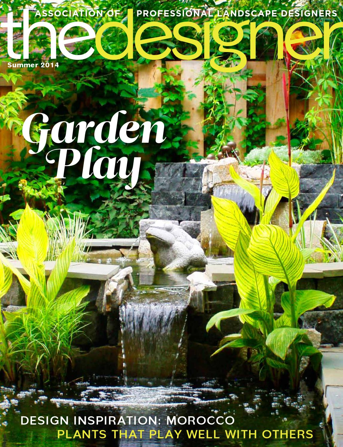 Association Of Professional Landscape Designers Apld