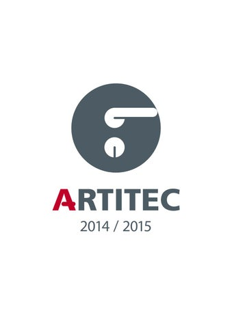 Artitec catalogus 2014 2015 by richard zeinstra issuu for Artitec home design