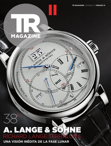 TR tiempo de relojes número 22 by Ed-Tourbillon.Spain - issuu cd89f8c4184a