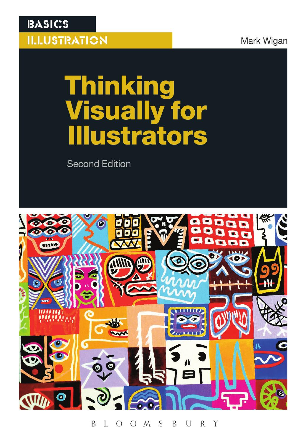 Thinking Visually For Illustrators Second Edition By Bloomsbury Publishing