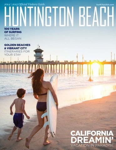 HUNTINGTON BEACH _ 2I¿FLDO 9LVLWRUV *XLGH