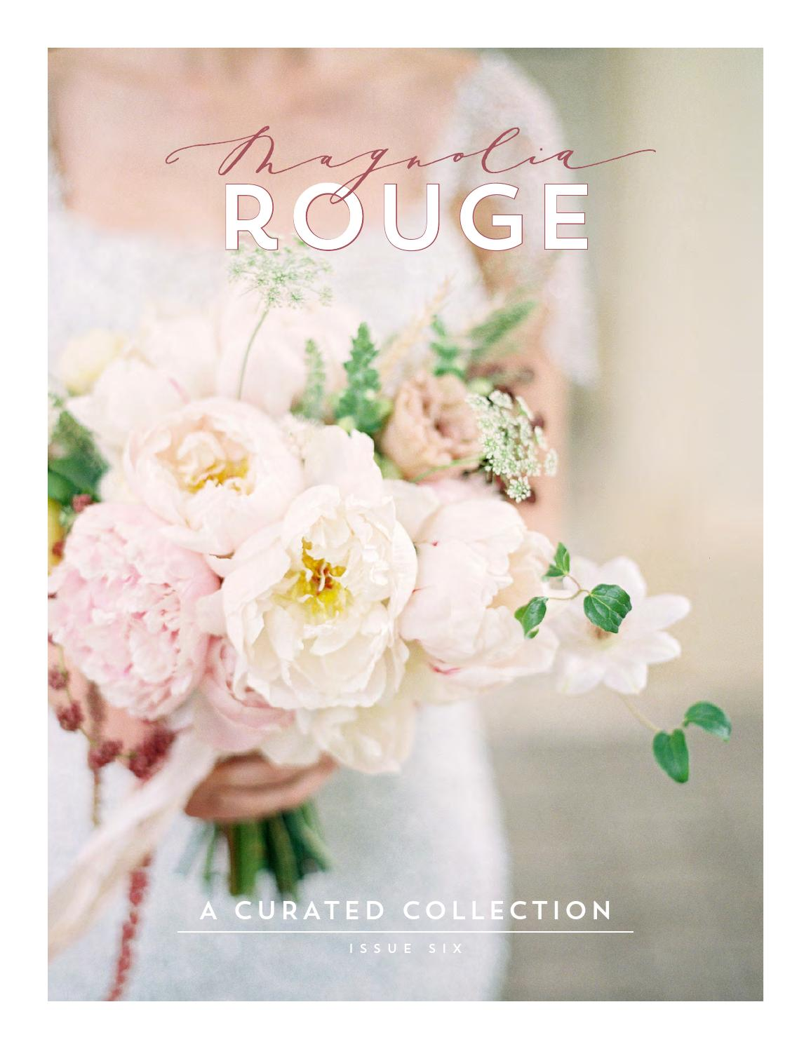 Magnolia Rouge Issue 6 by Magnolia