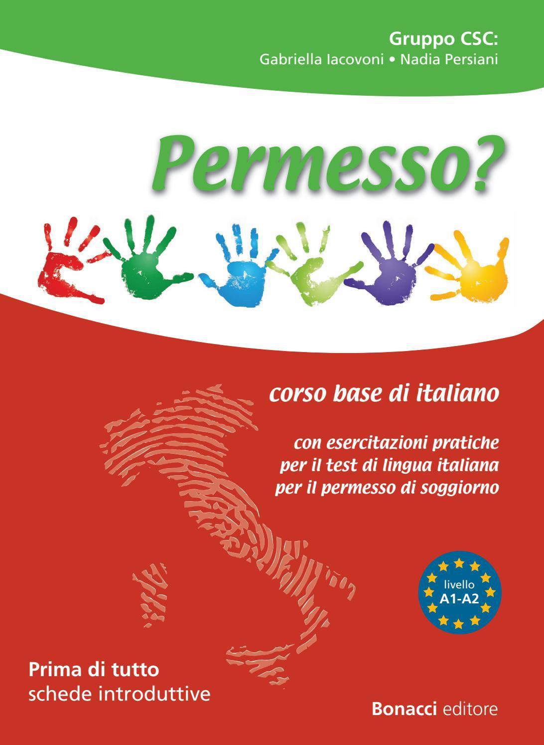Permesso by loescher editore issuu for Permesso di soggiorno per fratello di cittadino italiano