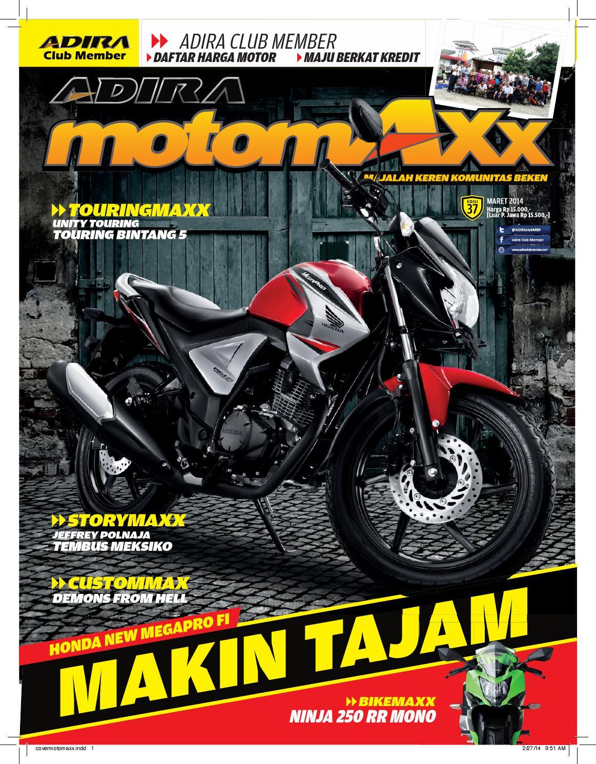 Motomaxx 03 2014 by adira member issuu