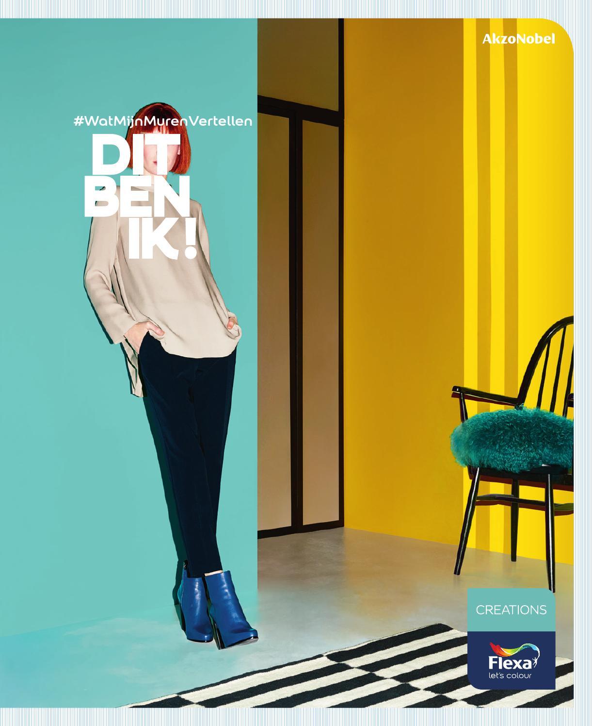 flexa early dew kopen : Flexa Creations Brochure 2014 By Akzonobel Decorative Coatings Bv