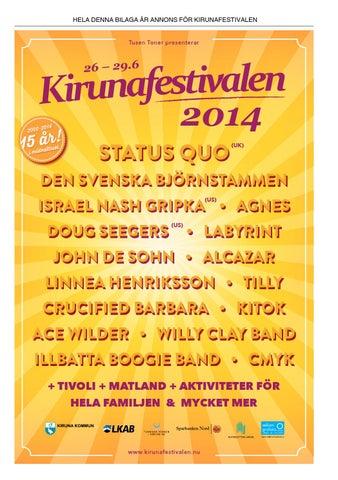 bb02edef32e Kiruna Annonsblad 2009 v.35 by Svenska Civildatalogerna AB - issuu