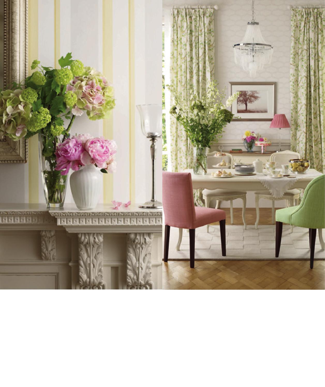 Laura Ashley Curtain Buying Guide: Laura Ashley Katalog Spring Summer 2014 By Laura Ashley