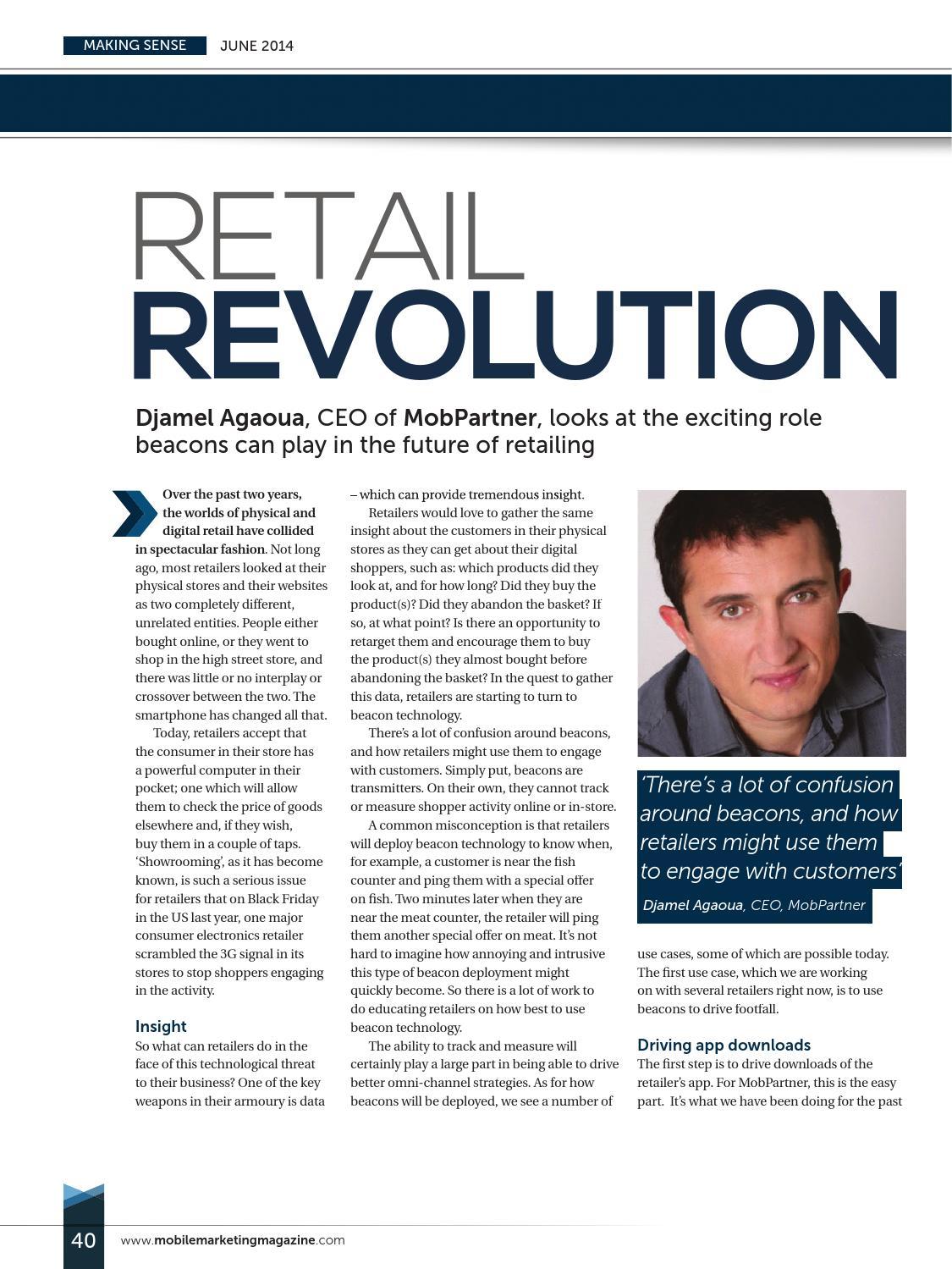 Mobile Marketing Issue 17 - June 2014 by Mobile Marketing Magazine - issuu