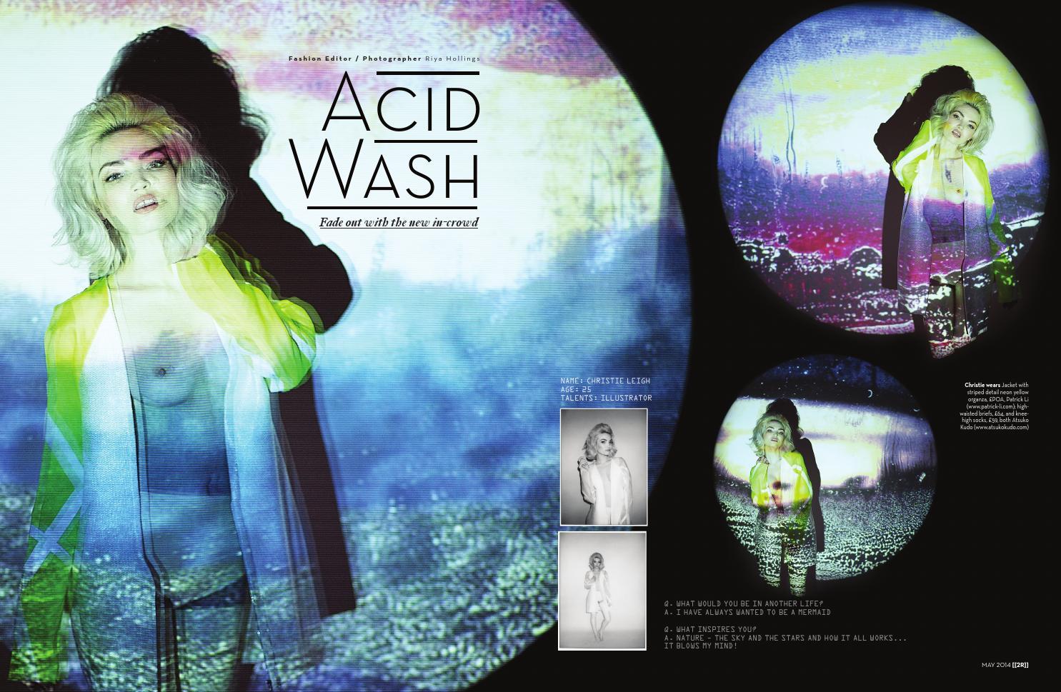 ACID WASH by Mixmag Magazine - issuu