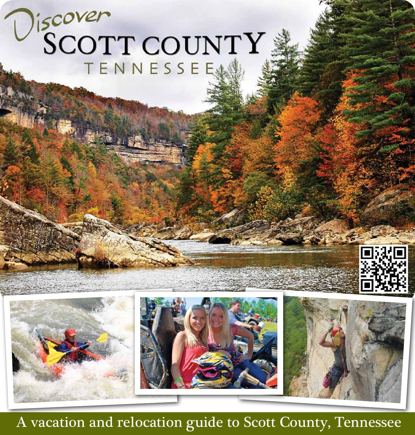 Discover Scott 2014 Vacation Amp Relocation Guide To Scott