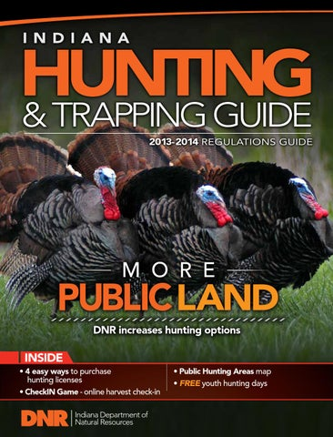 indiana hunting & trapping guide by bookletia - issuu