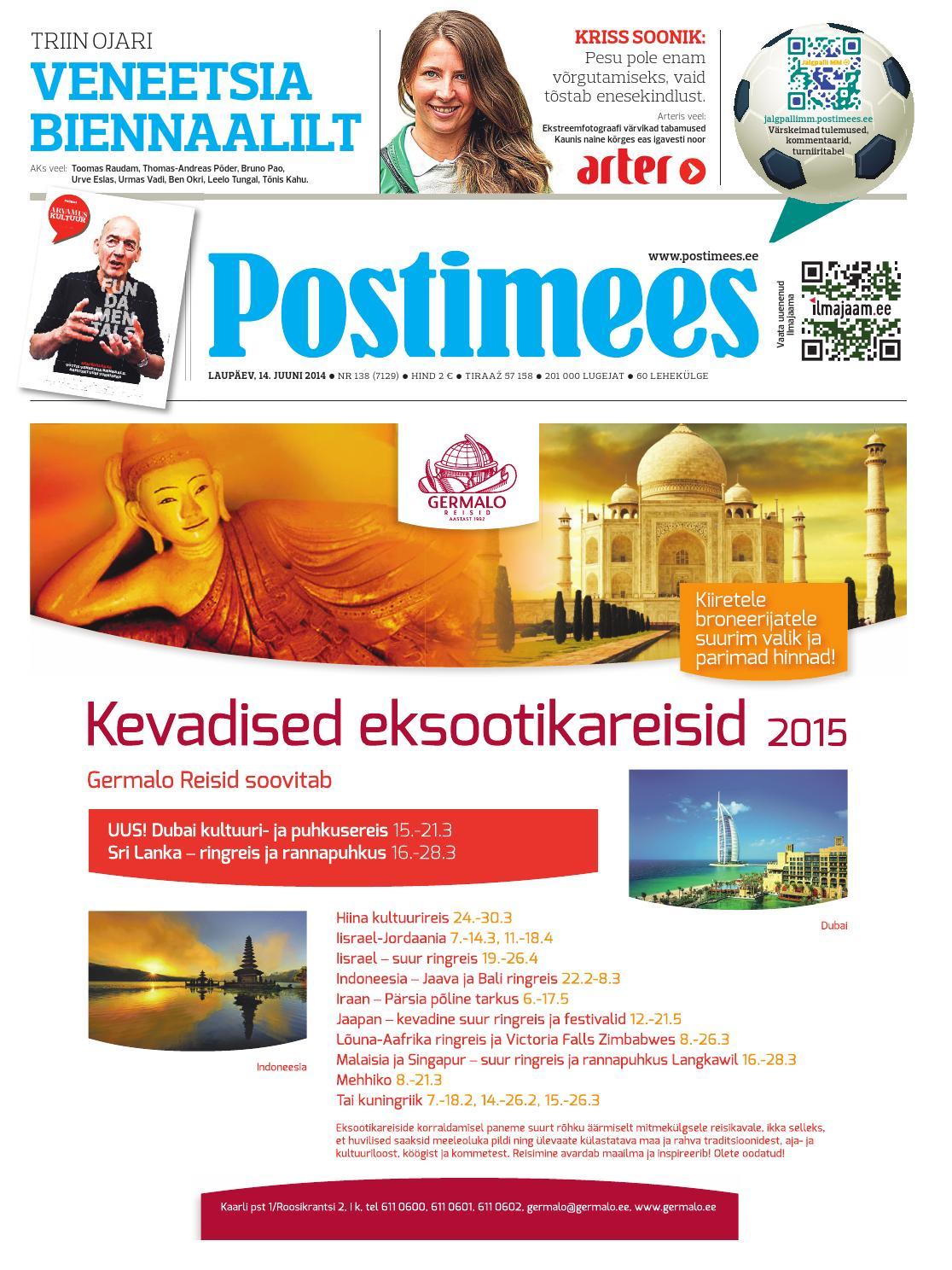 d722d43412c Postimehe paberleht 14 06 2014 by Postimees - issuu