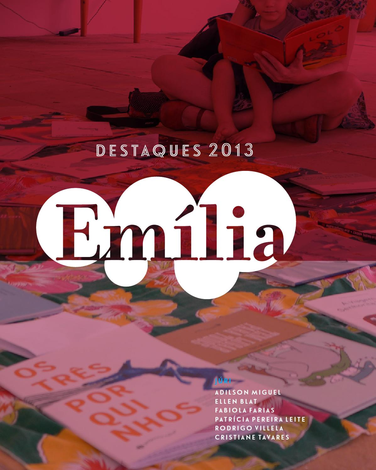 Destaques Emília 2013 by Dolores Prades - Issuu