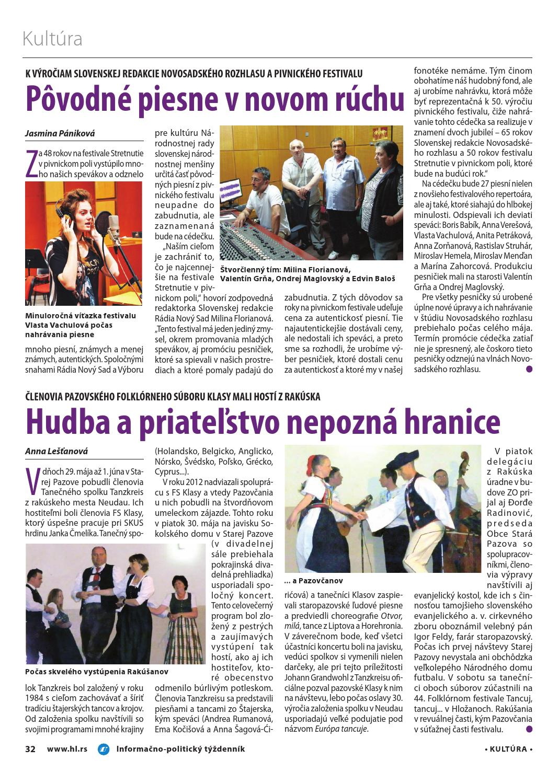 1921d132b Hlas 23 2014 by NVU Hlas ľudu - issuu