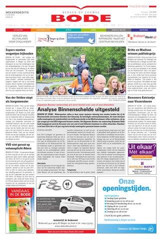 Vliegengordijn De Reijer.Dbozz 20140608 By Uitgeverij De Bode Issuu