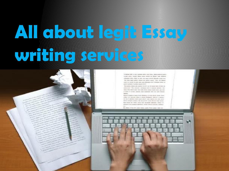Is proofreading services legit