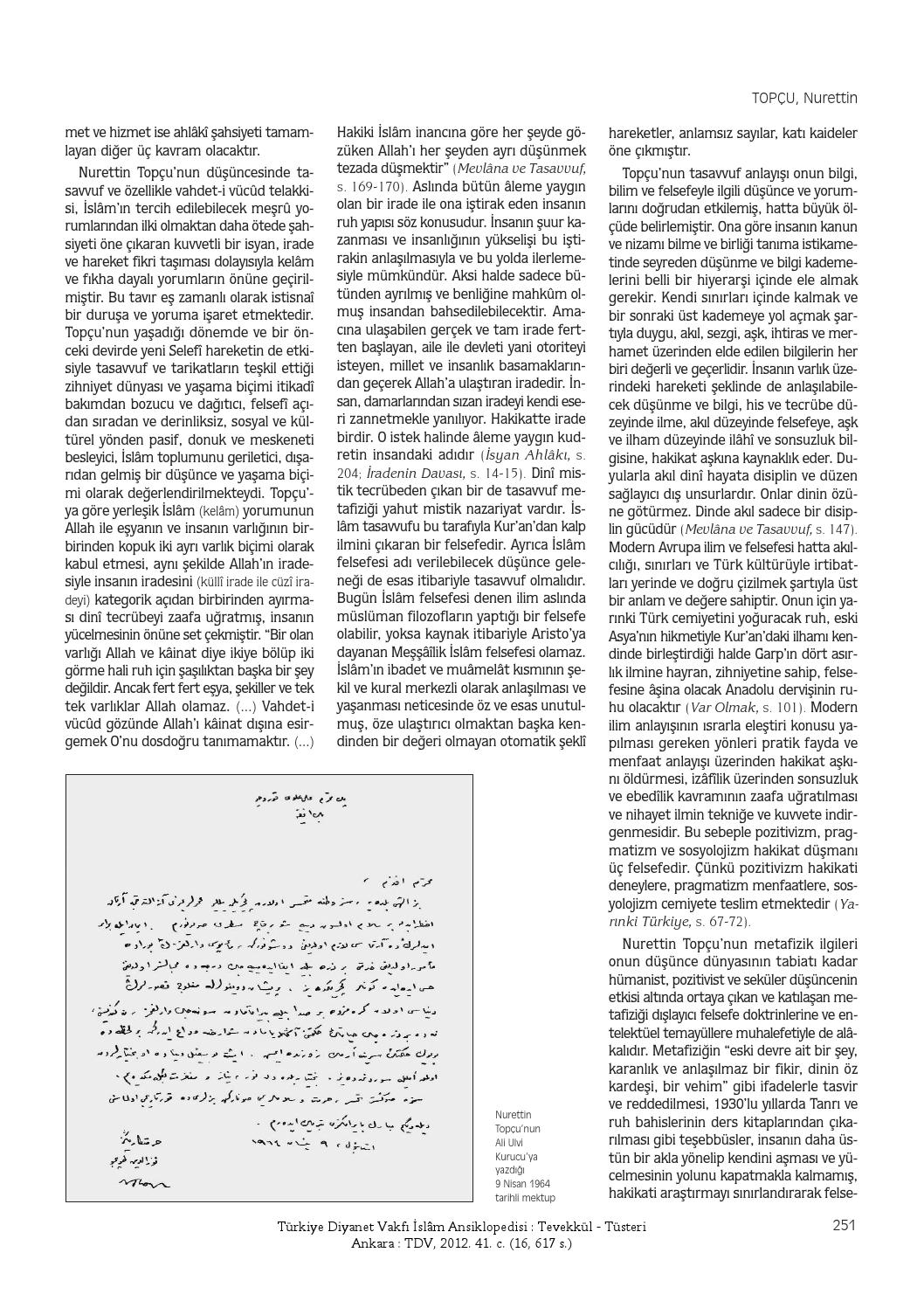Islam Ansiklopedisi 41 251 617 By Salih Cepoglu Issuu