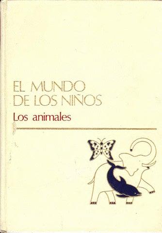 5 Los animales by Manuel Ricardo Avila Rincón - issuu