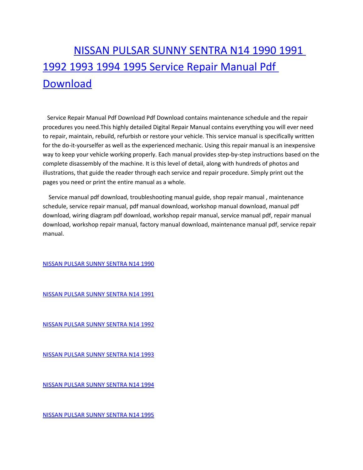 nissan sentra service manual timing chain Array - gobookee 2007 bmw repair  manual rh signaturepedagogies org uk