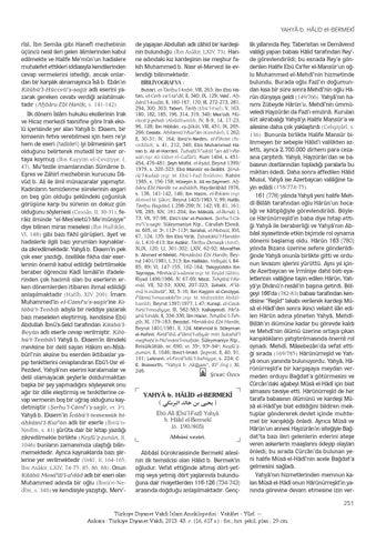 Islam Ansiklopedisi 43 251 617 By Salih Cepoglu Issuu