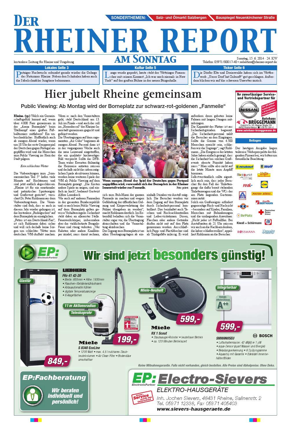 KW24-2014 by Rheiner Report GmbH - issuu