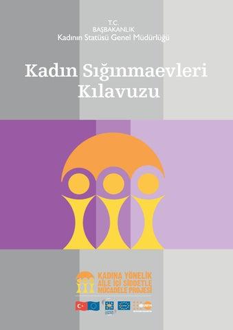 Kadin Siginmaevleri Kilavuzu By Kadin Calismalari Dernegi Issuu