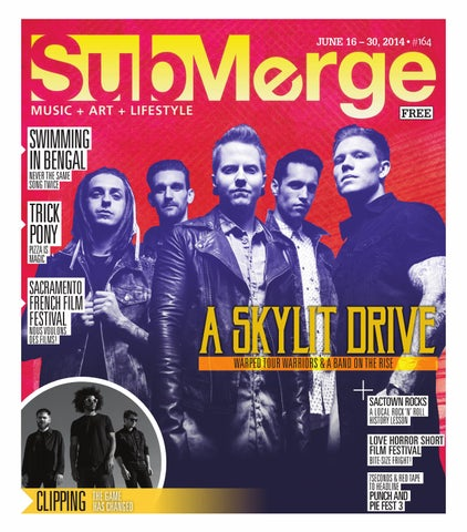 Submerge Magazine: Issue 164 (June 16 - June 30, 2014)