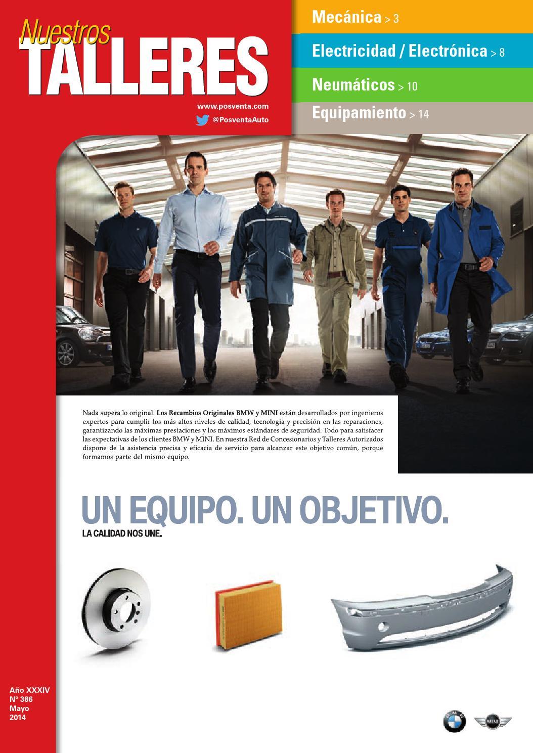 Nuestros Talleres / Chapa y Pintura - nº 386 by Digital Newspapers ...