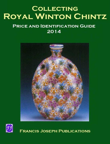 Royal Winton Chintz Price and Identification Guide by