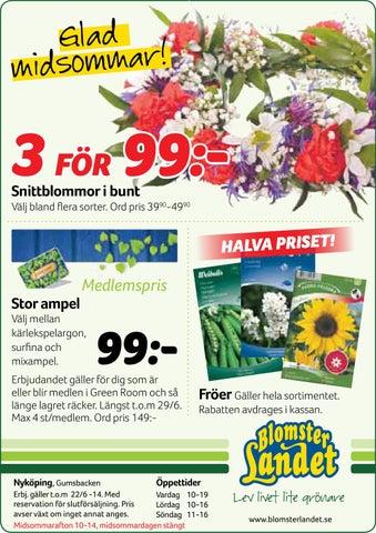 blomsterlandet nyköping