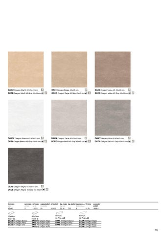 Catalogo marazzi sitoran by sitoran technology issuu for Carrelage 45x45 beige