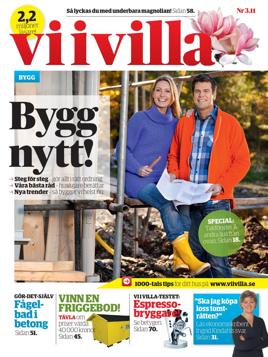 Vi I Villa Nr 3 2011 By Issuu Printed Circuit Board Mnsterkort Tjocka Lager Koppar Utformning