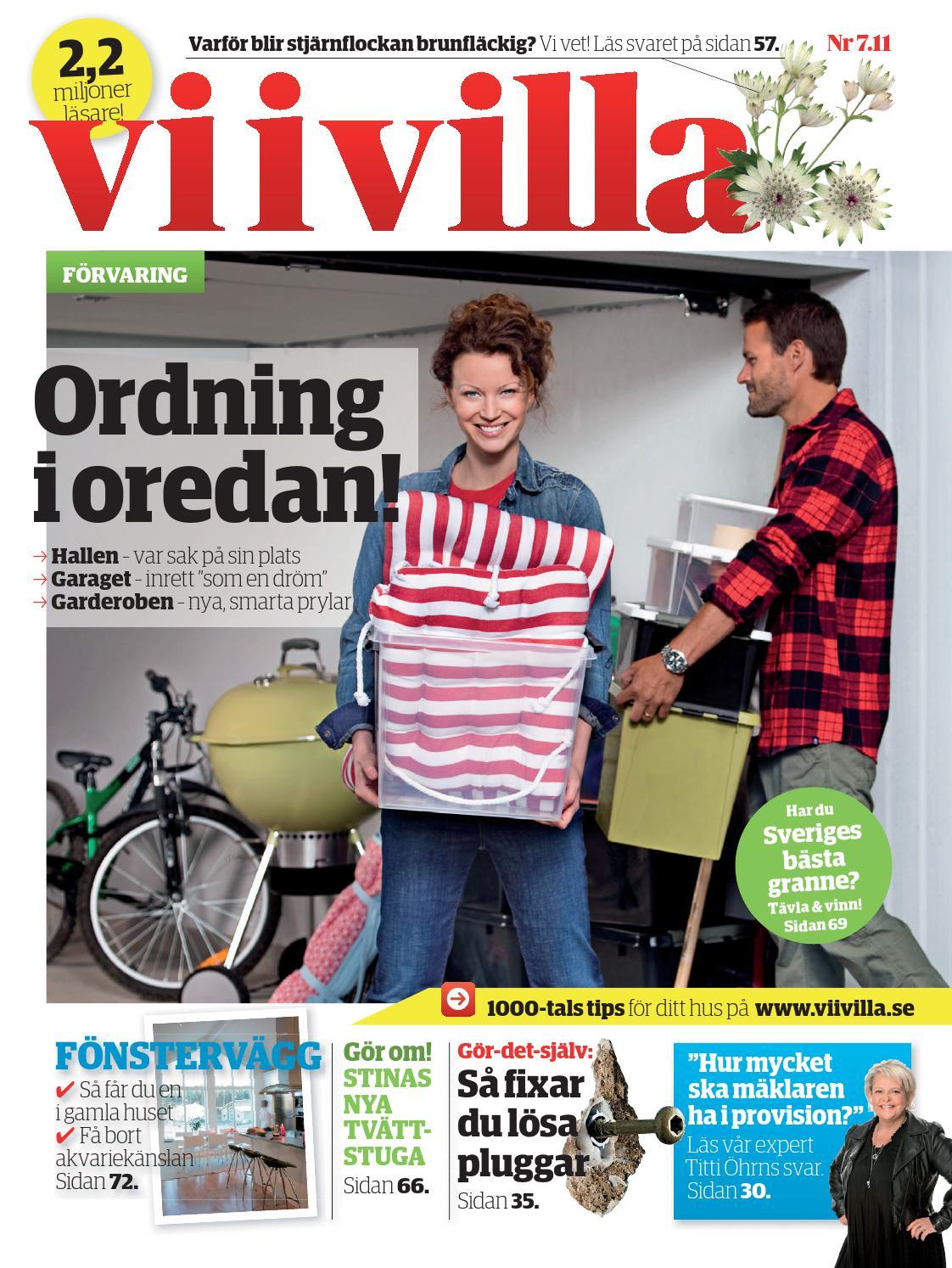 Vi i Villa nr 9 2012 by Vi i Villa - issuu : flytspackel torktid : Inredning