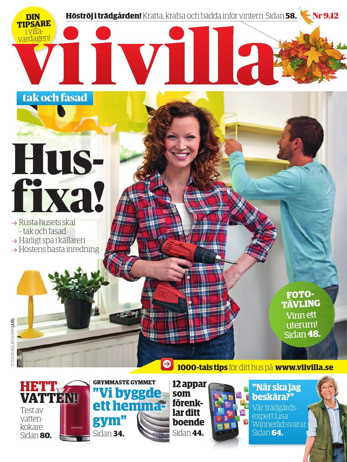 Inredning pellets kostnad : Vi i Villa nr 9 2012 by Vi i Villa - issuu