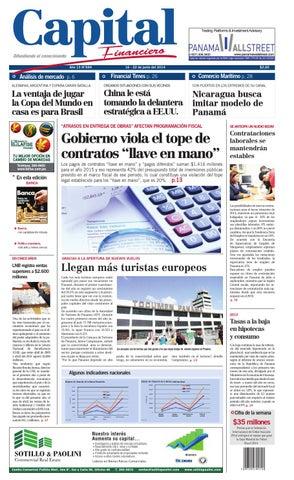 Edicion 694 by Capital Financiero - issuu 9b9cf9a7bf086
