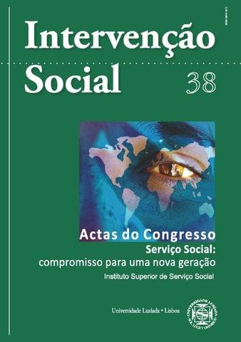 Intervenção Social - 38 by Mediateca ULL - issuu 568283b72c