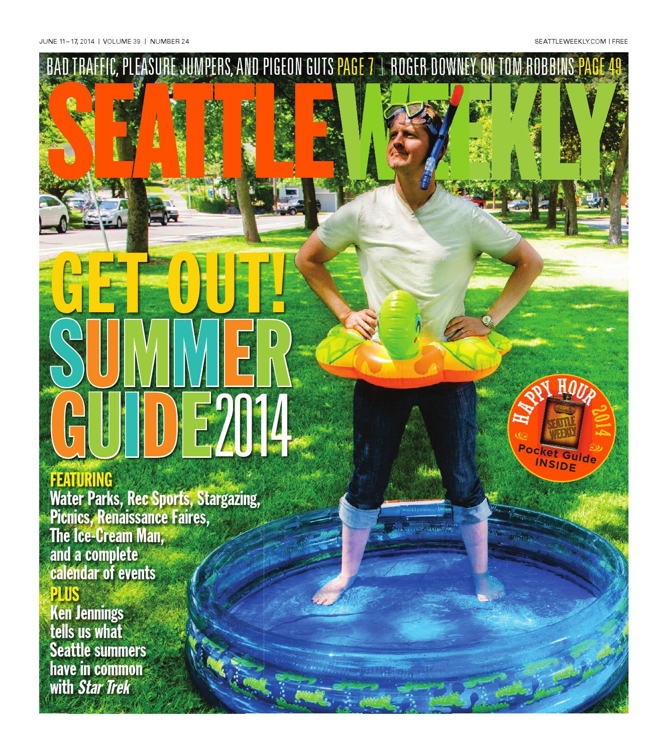 Seattle Weekly June 11 2014 By Sound Publishing Issuu Kevin And Kris Backpack 653b Mustard