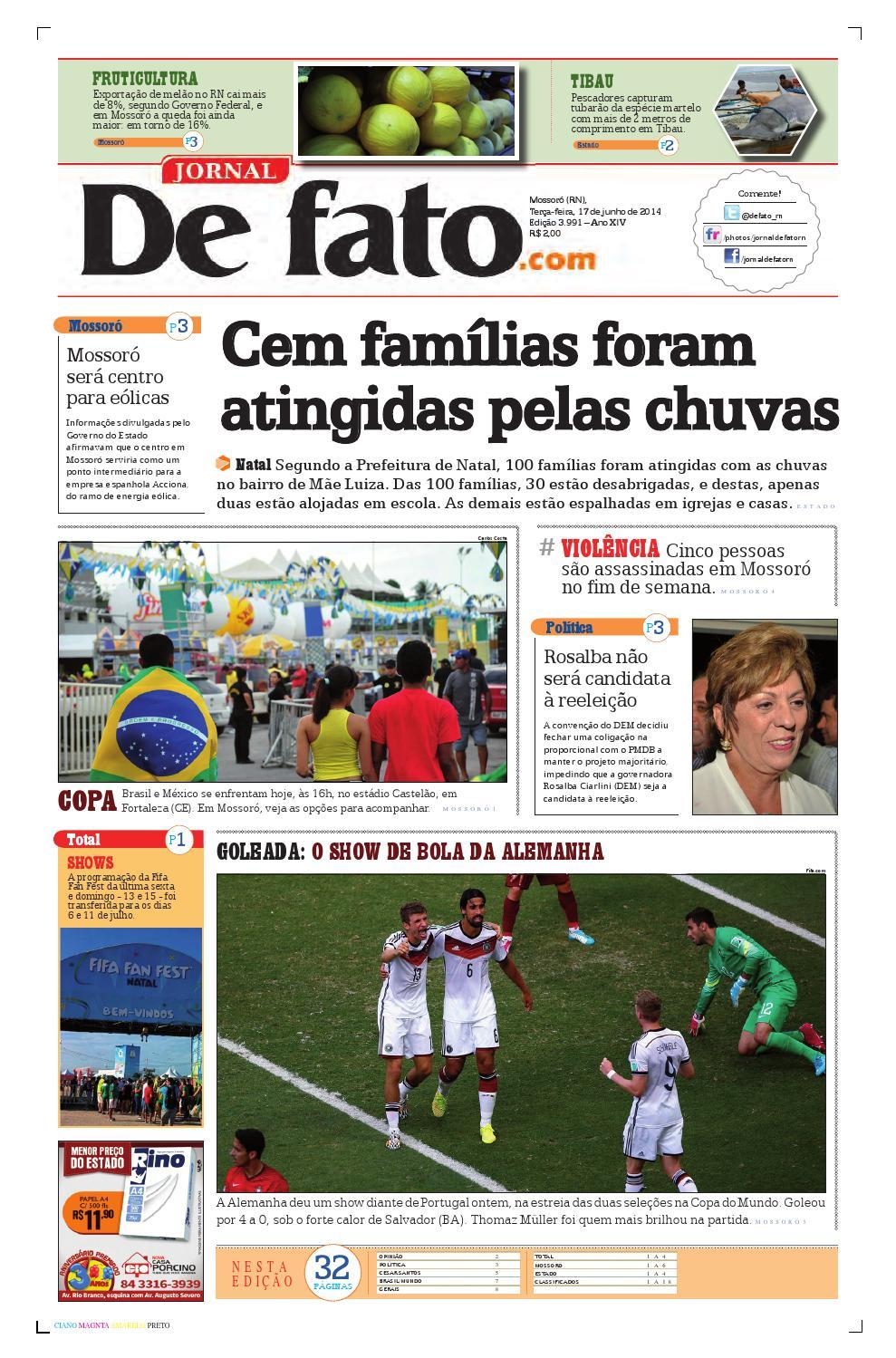 Jornal de Fato by Jornal de Fato - issuu 03974cab0348e
